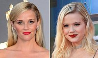 US-Schauspielerin Reese Witherspoone (l,) und ihre Tochter Ava Phillippe sehen sich sehr ähnlich. Fotos: Mike Nelson/Nina Frommer - Foto: Mike Nelson, Nina Frommer