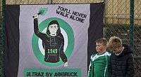 """You'll never walk alone"" – in Arnbruck"
