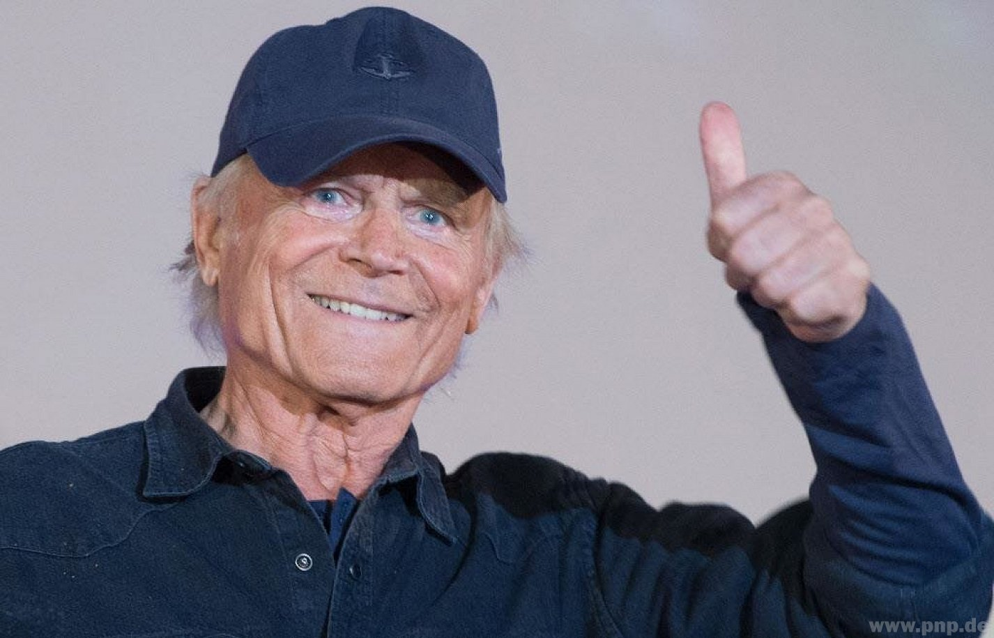 Hill augenfarbe terence Terence Hill